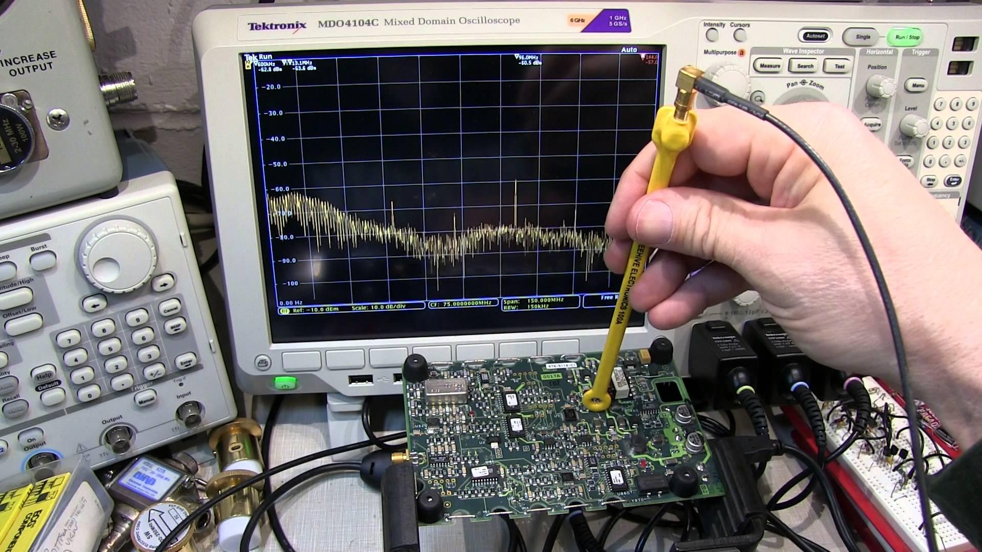 Basics of Near Field RF Probes