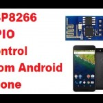 How to Control ESP8266 GPIO using Android App