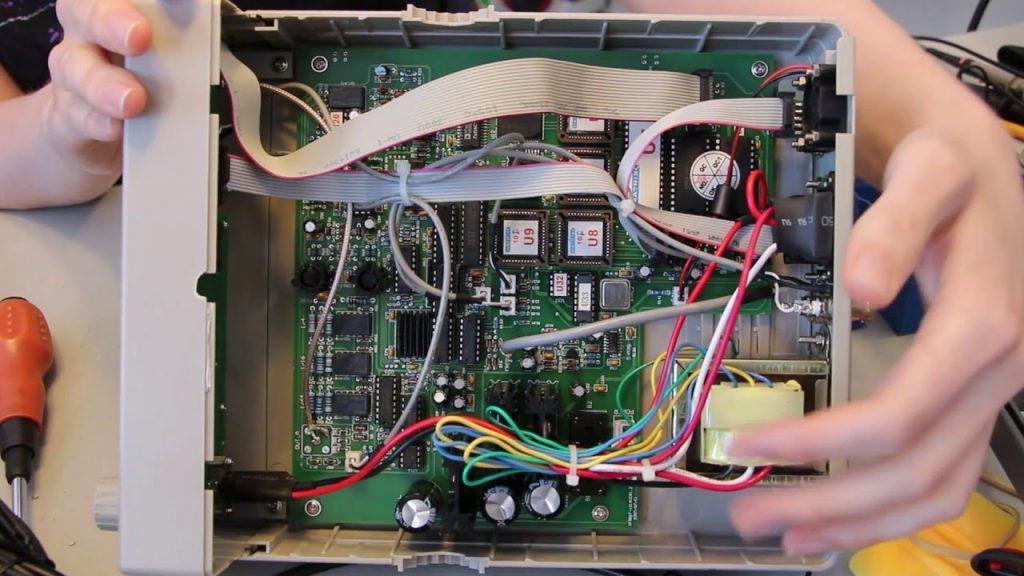 Protek B8010FD Function Generator Teardown and repair
