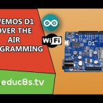 WeMOS D1 ESP8266 Over the Air (OTA) update