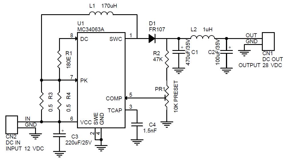 12V-to-28V-StepUp-Converter-SCH