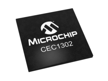 Microchip's first ARM processor with cryptographic engine