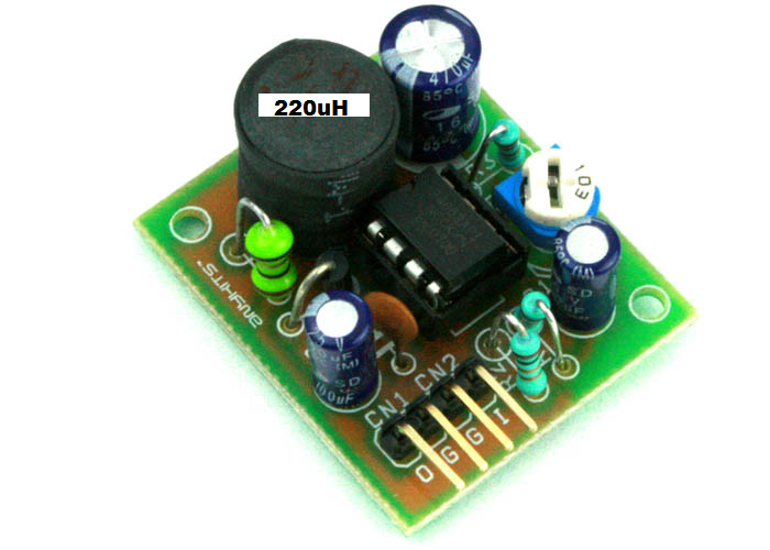 5V Step Down DC-DC Converter