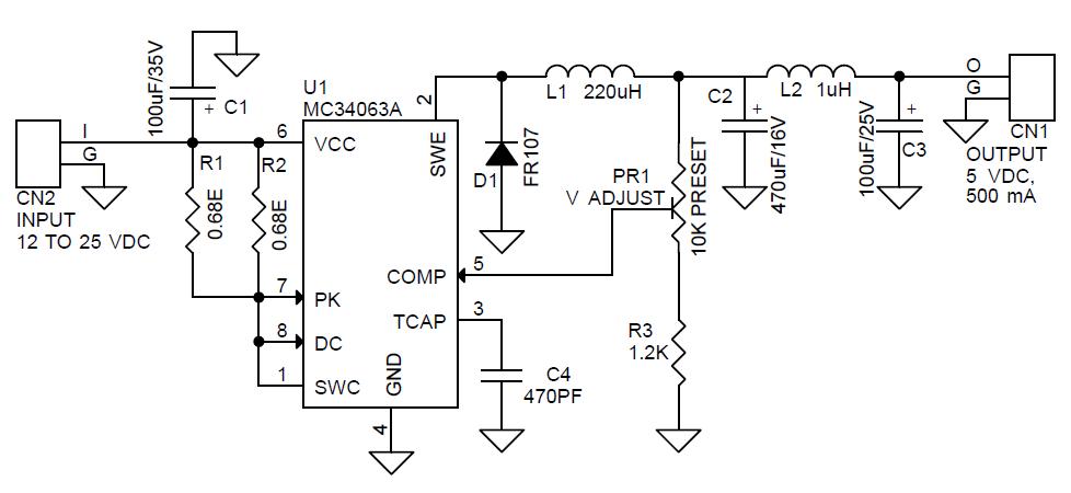 5V-STEP-DOWN-DC-TO-DC-CONVERTER-SCH