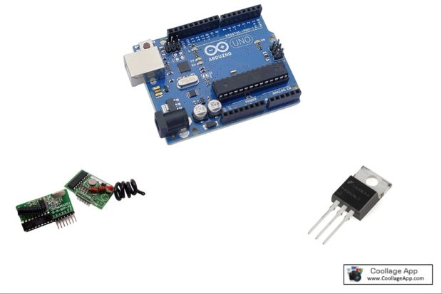 How to Use Arduino and a RF 433 Long Range