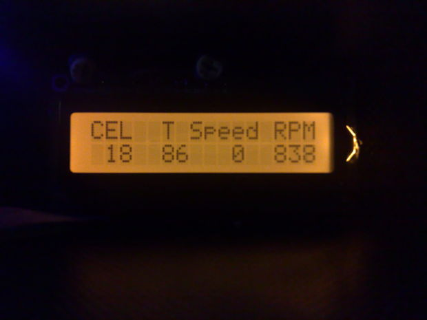 Low cost OBD2 communications on K-line
