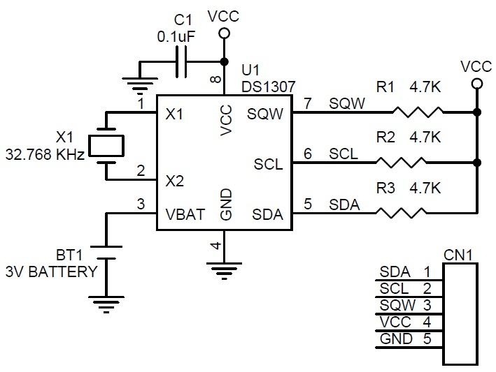 RTC-DS1307-MODULE-SMD-SCHEMATIC