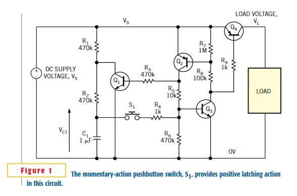 latching-circuit