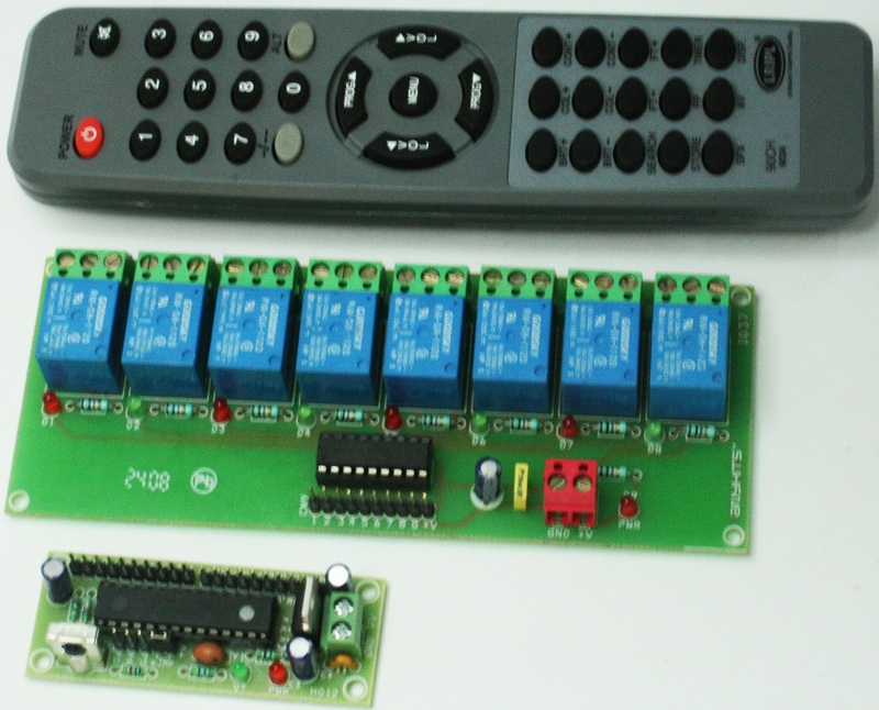 16-Channel-Infra-Red-remote-controller-001