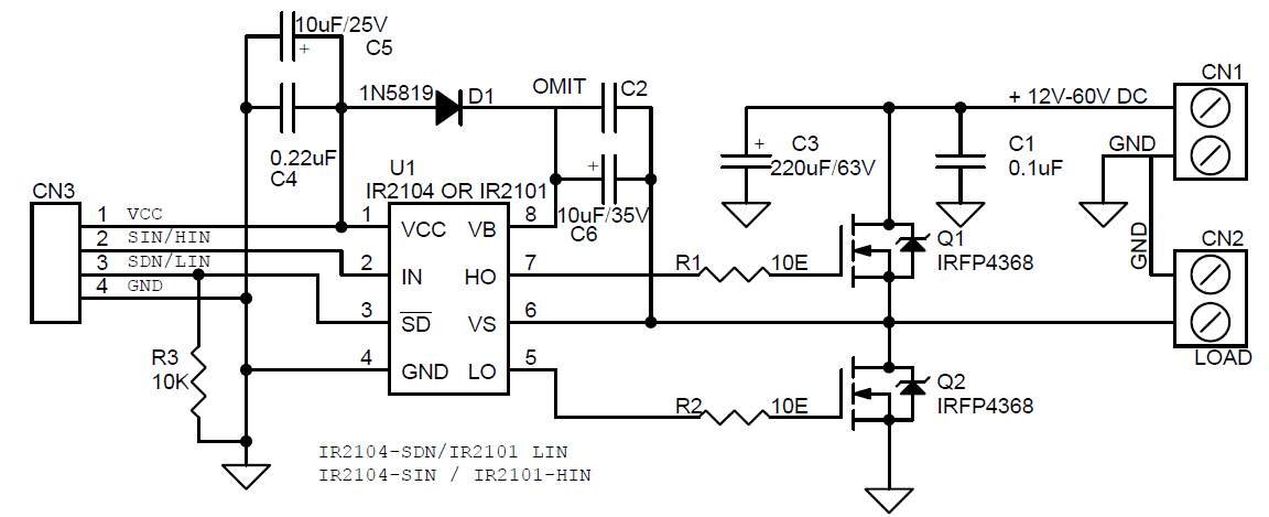 half-bridge-based-on-ir2104-sch