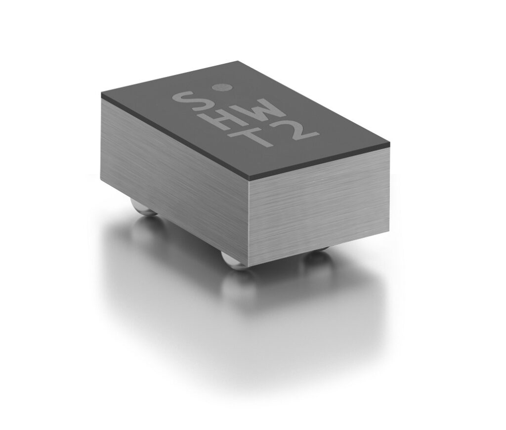 New Ultra-Small Digital Humidity Sensor: Simplicity Meets Proven Performance