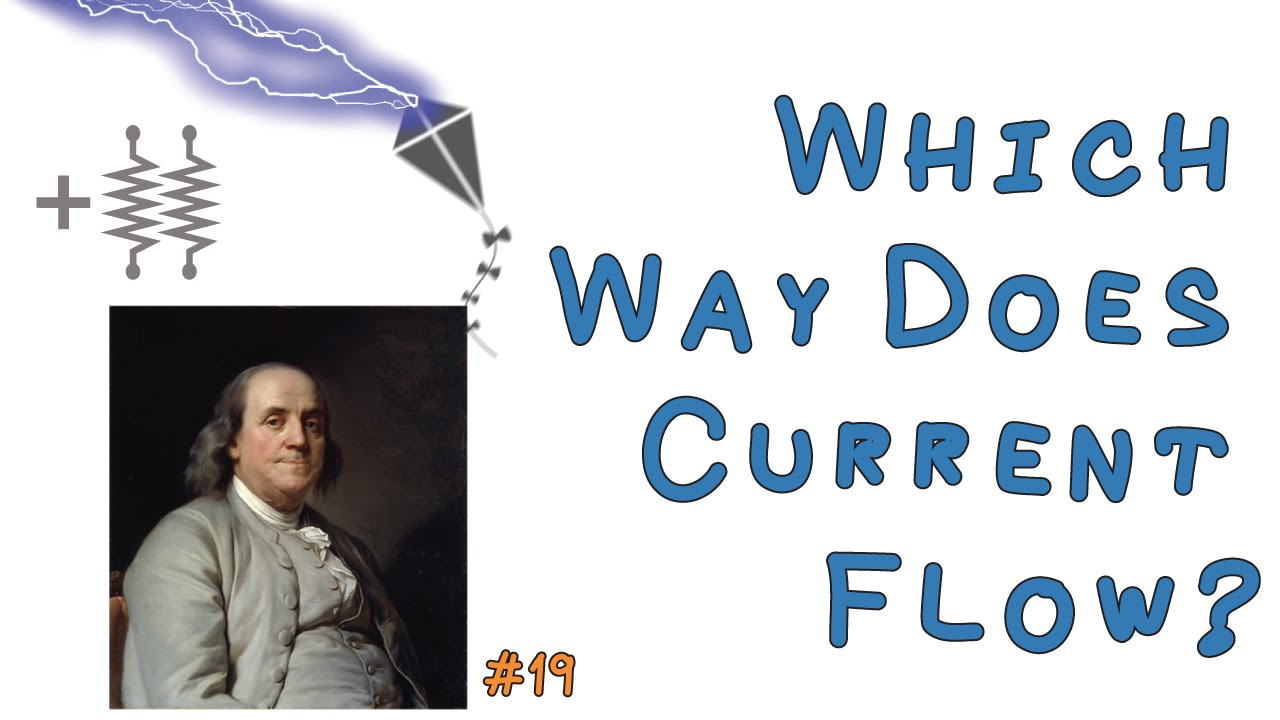 Conventional Flow vs Electron Flow Explained