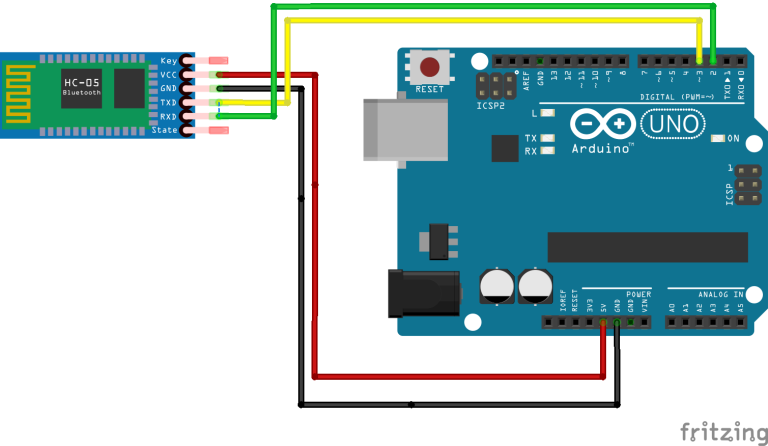 Arduino Bluetooth Tutorial HC-05
