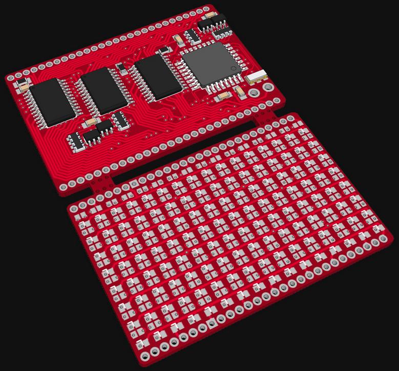 384:LED – Mini RGB LED array