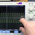 Oscilloscope Vertical Position and Offset explained