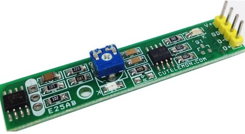 Heat Activated Cooling Fan Controller