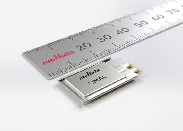 Not a battery or a supercap, but a 'thin laminate energy device'