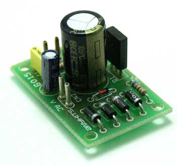 9 VDC Regulated Power Supply