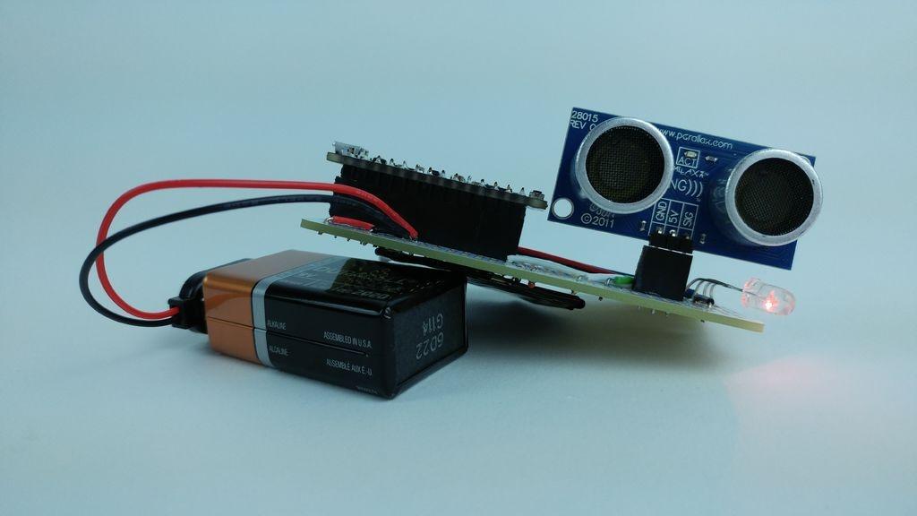 Arduino Proximity Alarm