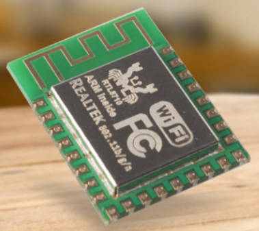 RTL8710 Is a New ESP8266 Competitor