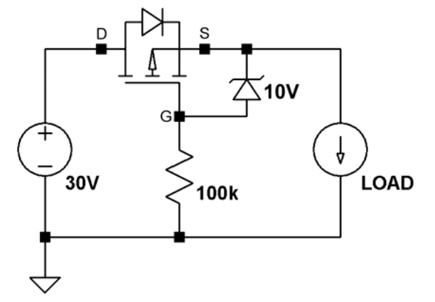 Diode or MOSFET as a Reversed Voltage Protector