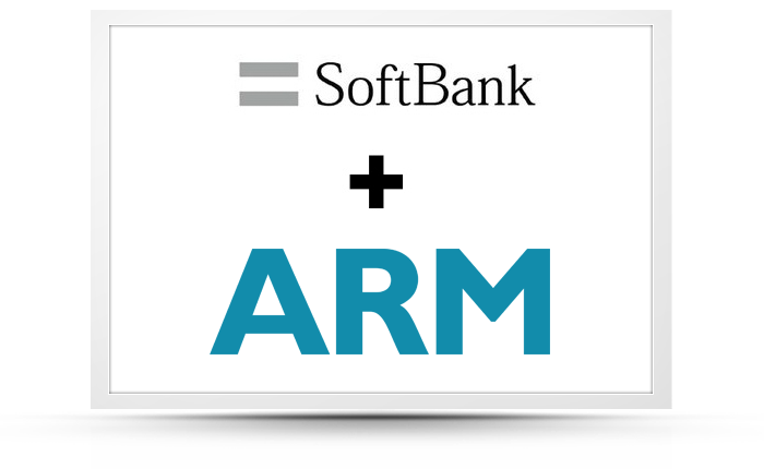 ARM bought by Japanese Softbank for 32 billion dollars