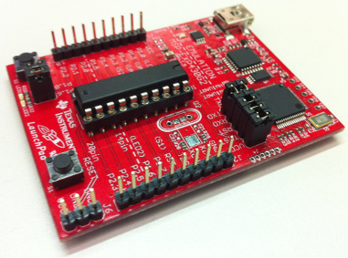 An Introduction to MSP430 Launchpad