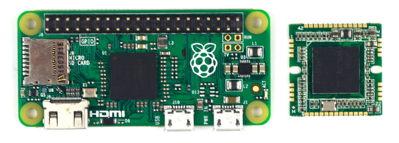 ArduCAM Introduces tiny Raspberry Pi compatible board
