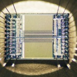 What's inside a microchip ?