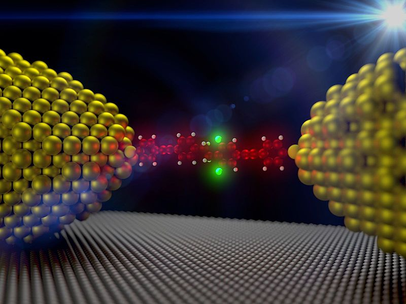 A New Record for Single-molecule Diode