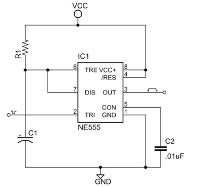How To Configure a 555 Timer IC