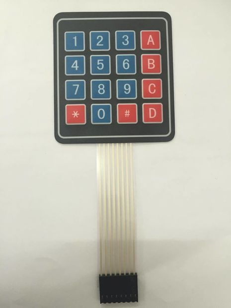 How to interface Keypad 4×4 with Arduino