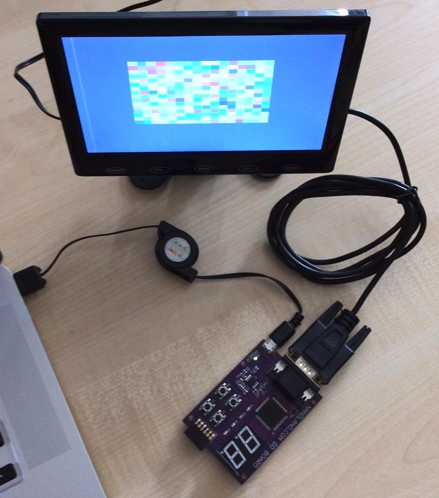 TFoC: FPGA & Forth = VGA