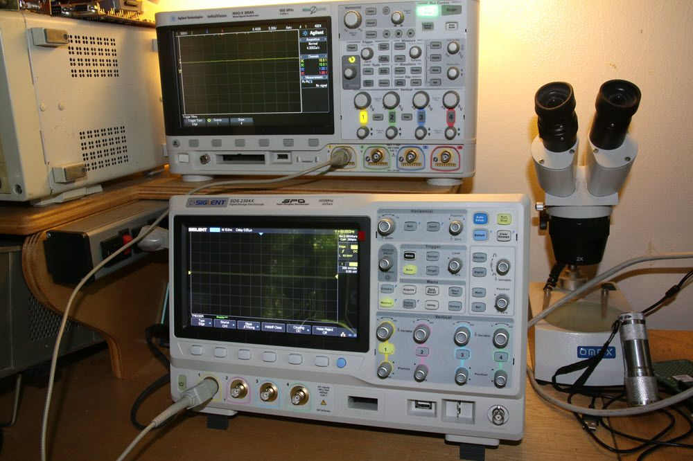 Review: Siglent SDS 2304X oscilloscope