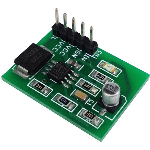 PWM Solenoid and Valve Driver using DRV103