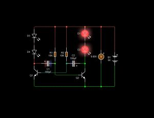 circuit wizard circuit simulator for begginers. Black Bedroom Furniture Sets. Home Design Ideas