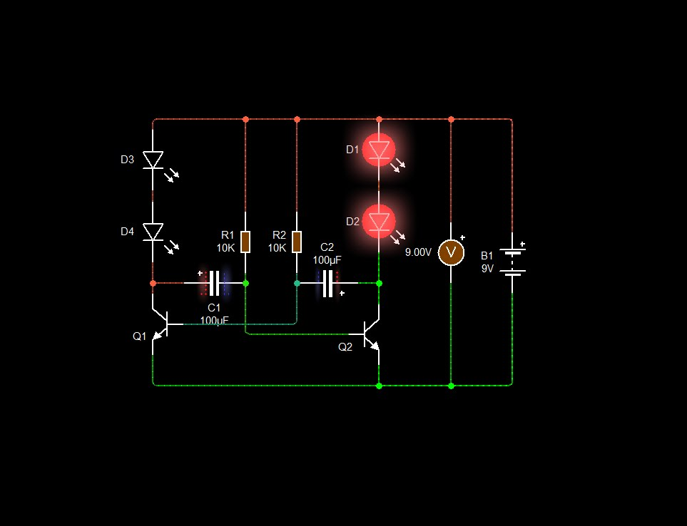 circuit wizard circuit simulator for begginers electronics lab