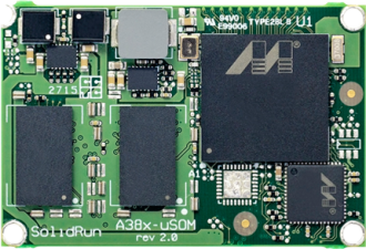 ClearFog Base from SolidRun A New 90$ Single Board Computer