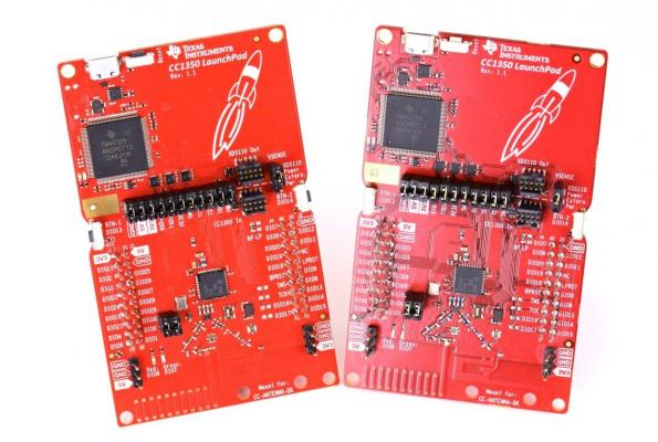 Ultra-low power, dual-band wireless microcontrollers from TI