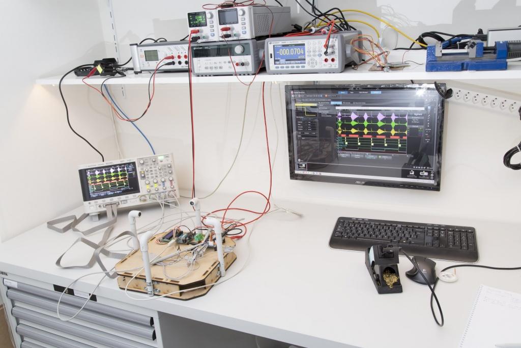 Ultrasonic Anemometer Project Progress