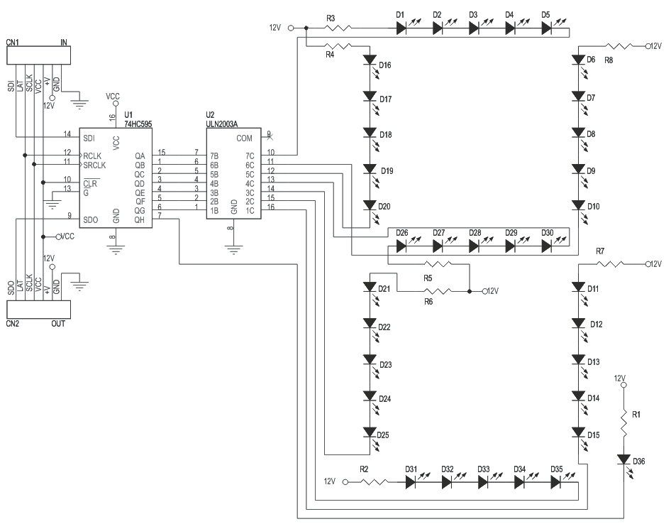 7-segment-led-based-spi-display-using-74hc595-schematic