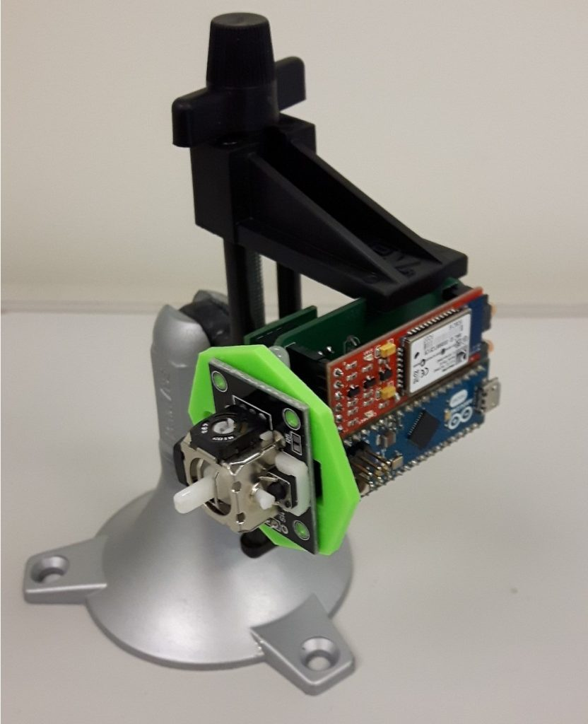 LipSync – An Assistive Device For Smartphone Use