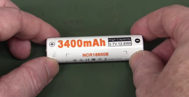 Using A Bench Power Supply To Charge Lithium Ion Batteries