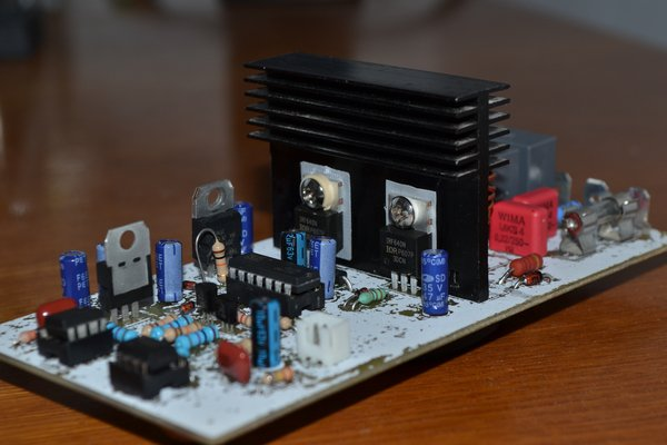 How to Build a Class-D Power Amp