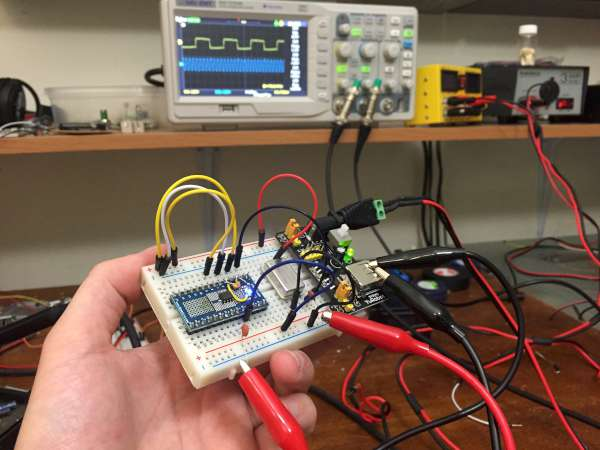 ICS501 simple frequency multiplier