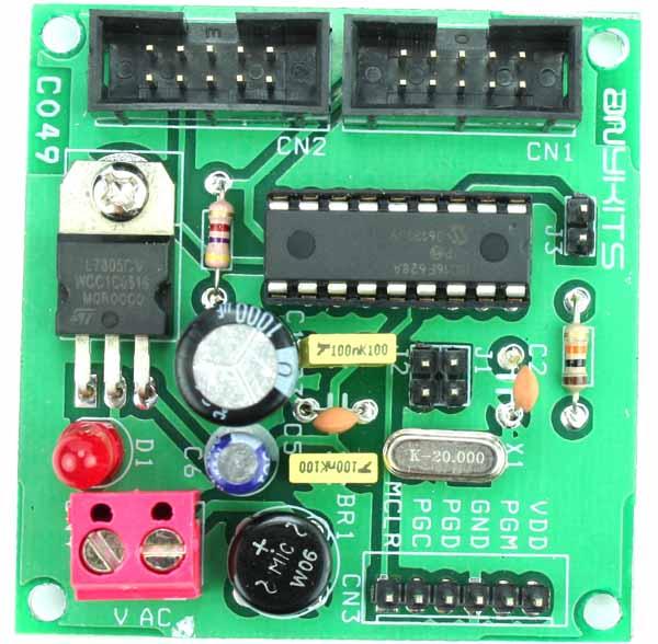 18pin-pic-development-board-img1