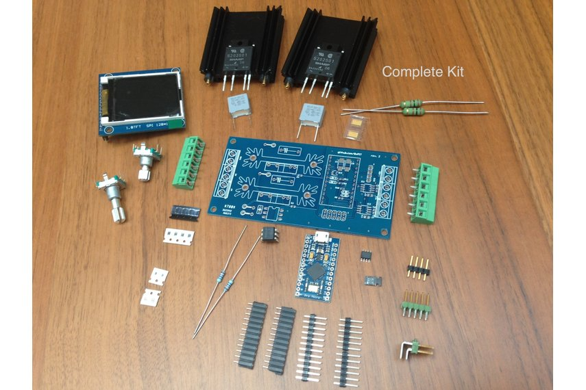 $15 Arduino-Based Reflow Oven Controller - Electronics-Lab