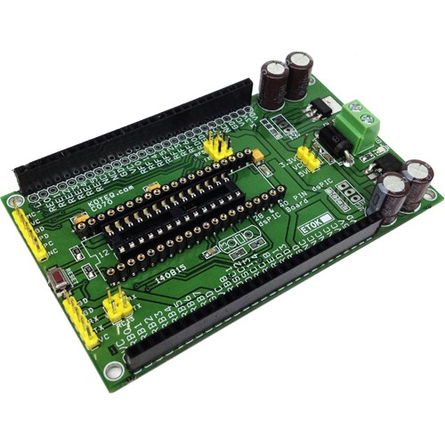 40 Pin & 28 Pin dsPIC Development Board