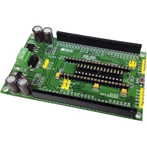 40-pin-28-pin-dspic-development-board-pic2