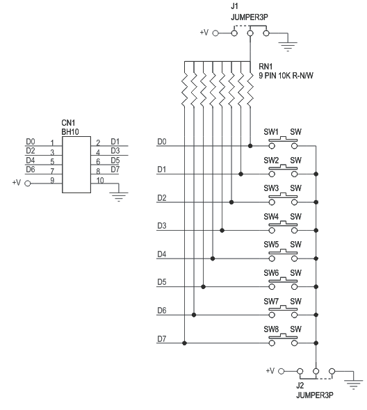 8-tactile-switch-input-board-schematic